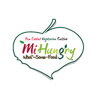 Logo-Mi Hungry Now Vegetarian Restaurant